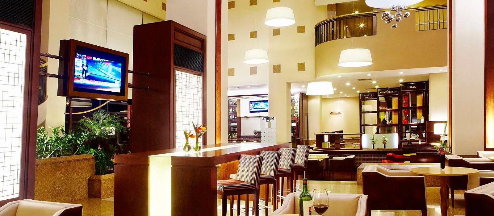 Hotel Marriott Airport Brasilien