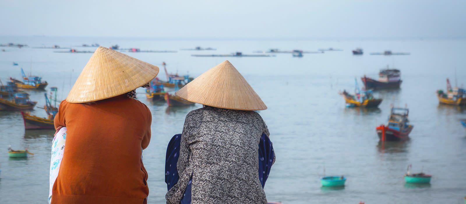 Reiseziel Mui Ne Vietnam