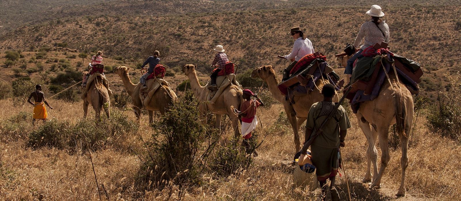 Reiseziel Laikipia Sabuk Kenia
