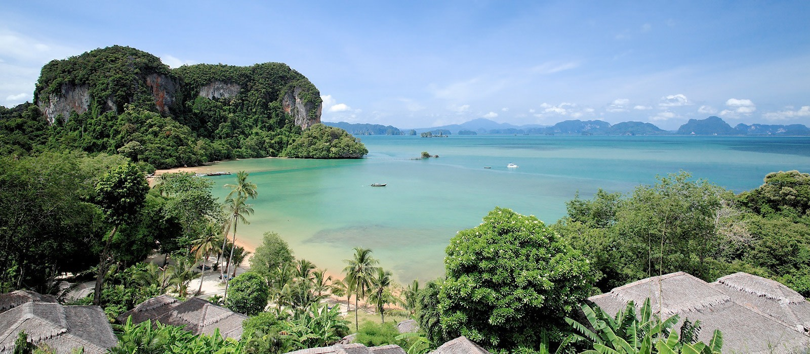 Reiseziel Koh Yao Noi Thailand