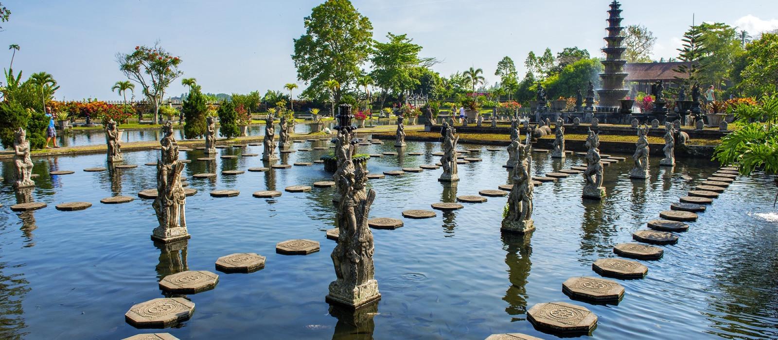 Reiseziel Bali, Candi Dasa Indonesien
