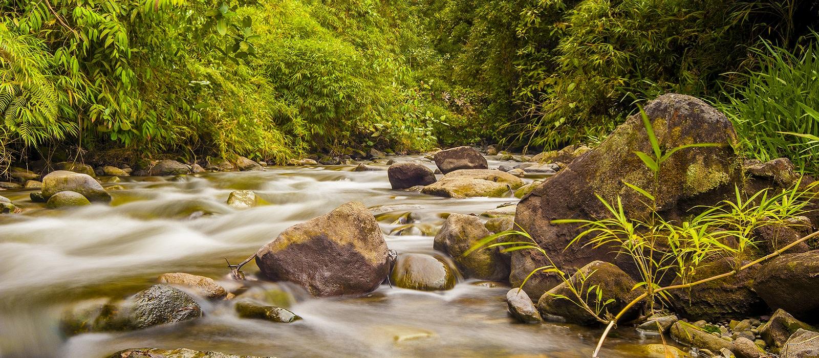 Reiseziel Bajos del Toro Costa Rica