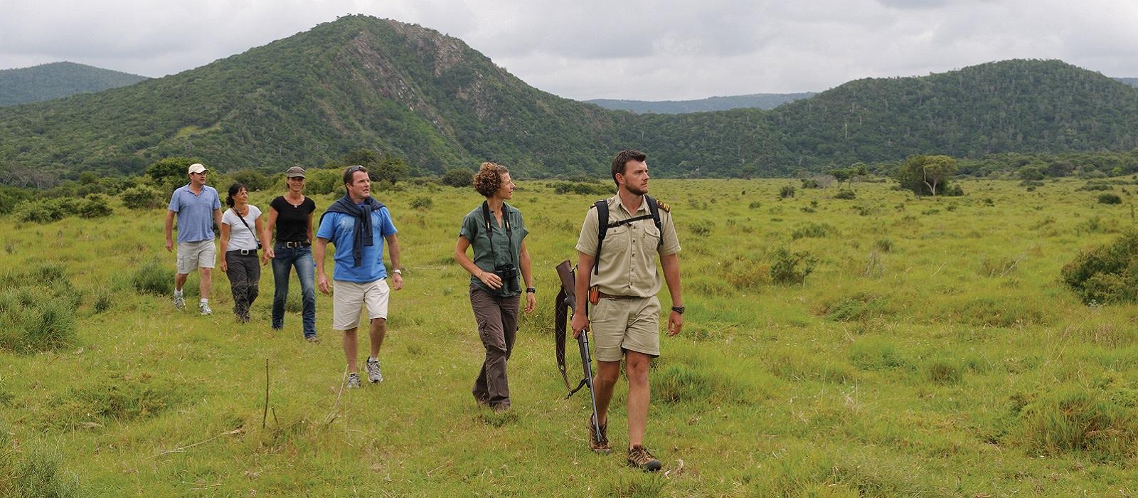 Reiseziel Eastern Wild Coast – Hiking Südafrika