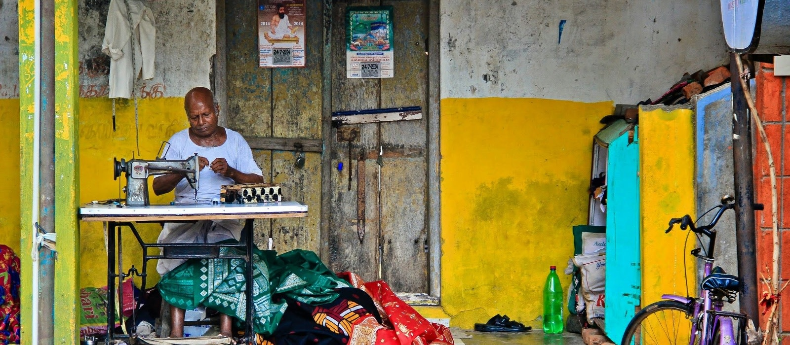 Reiseziel Pondicherry Südindien