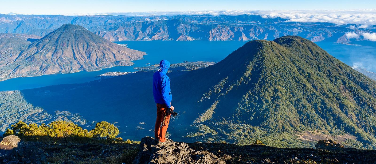 Reiseziel Atitlan-See Guatemala