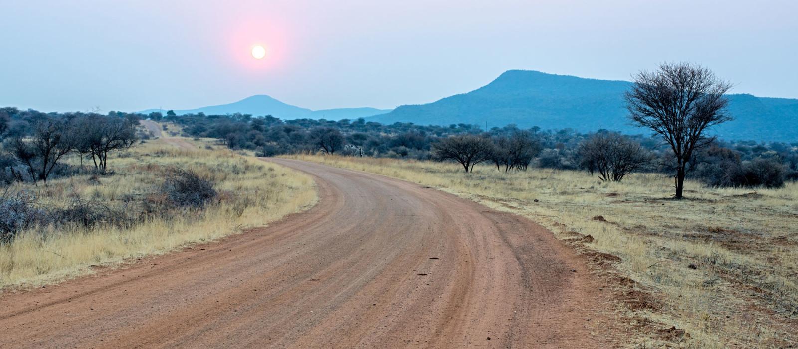 Reiseziel Okonjima Wildschutzgebiet Namibia
