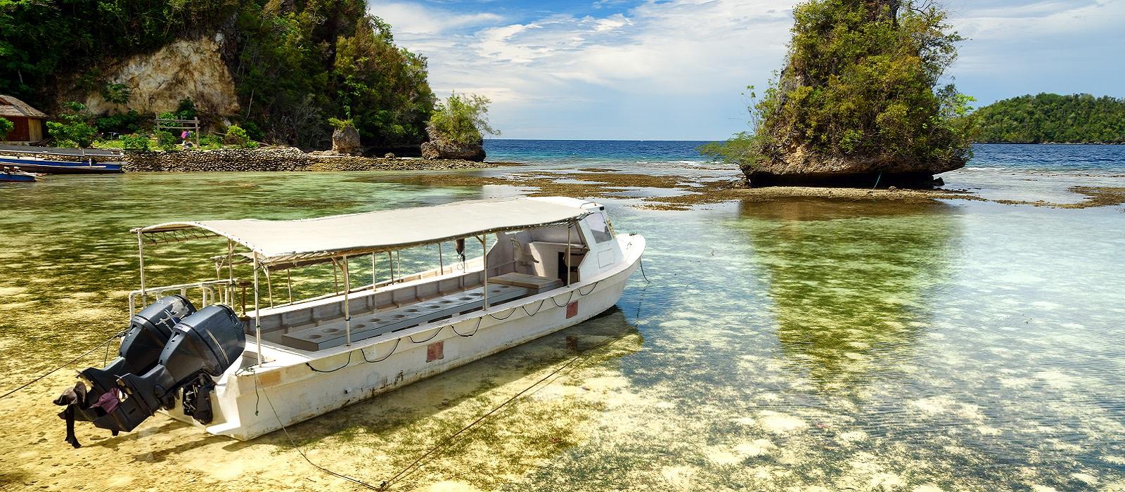 Reiseziel Sulawesi, Togian Islands Indonesien
