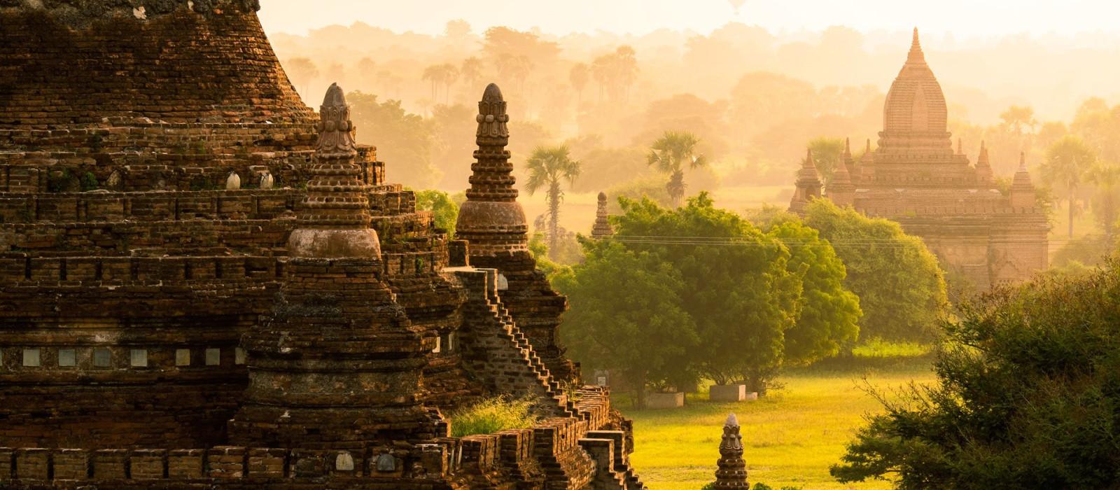 Reiseziel Bagan / Ayeyarwady Myanmar