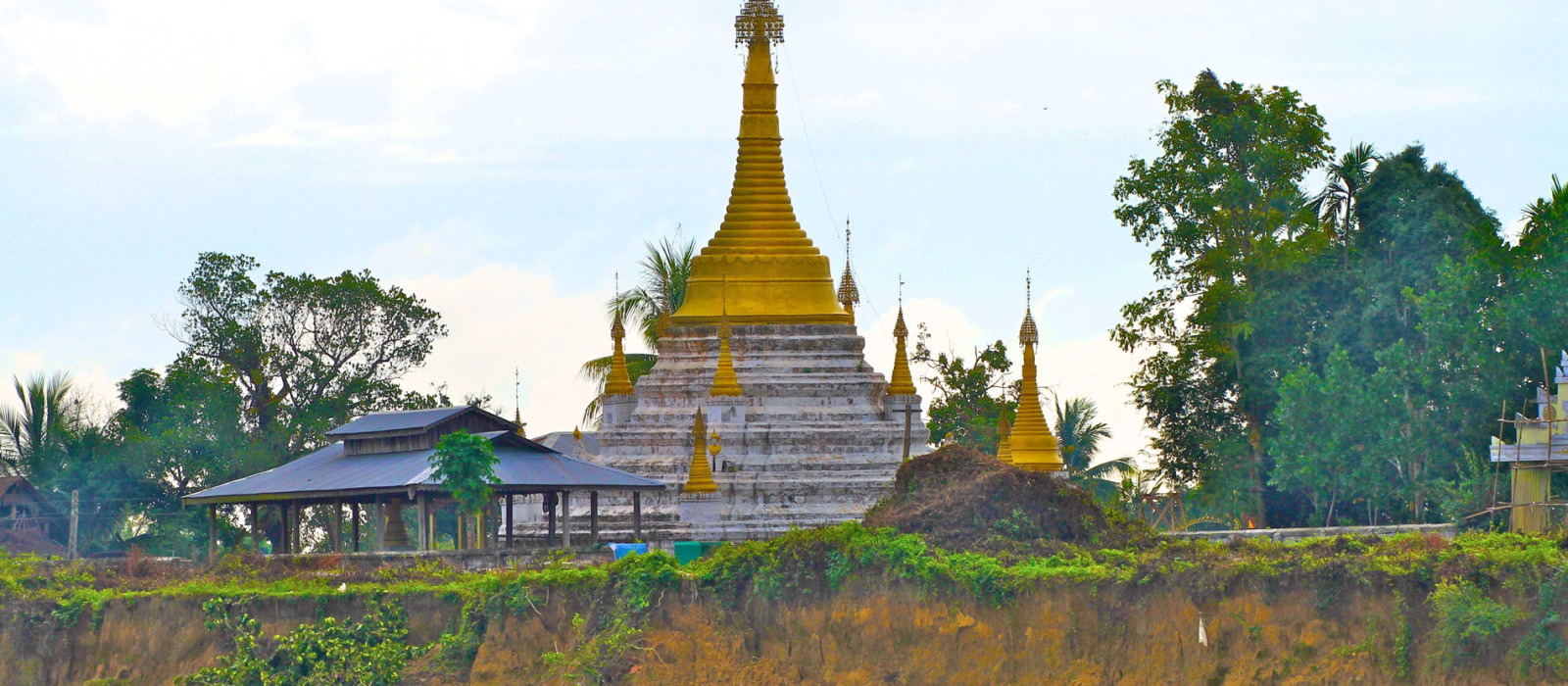 Destination Bhamo Myanmar