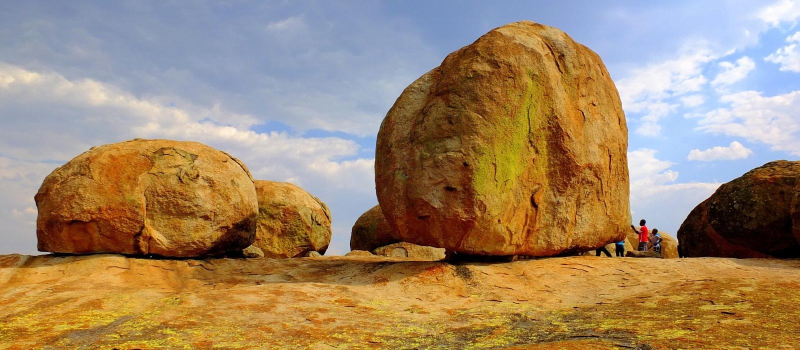 Reiseziel Matobo Nationalpark Simbabwe