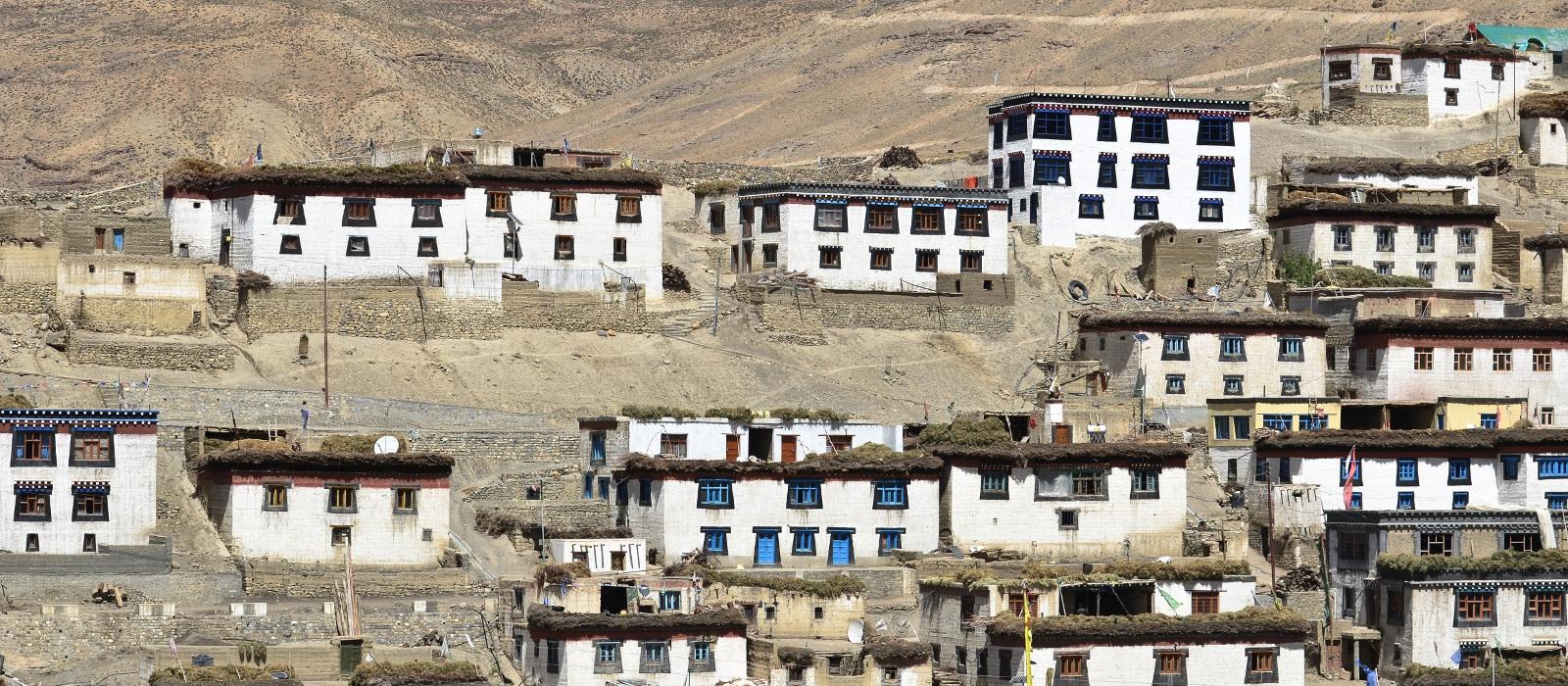 Reiseziel Manali Himalaja
