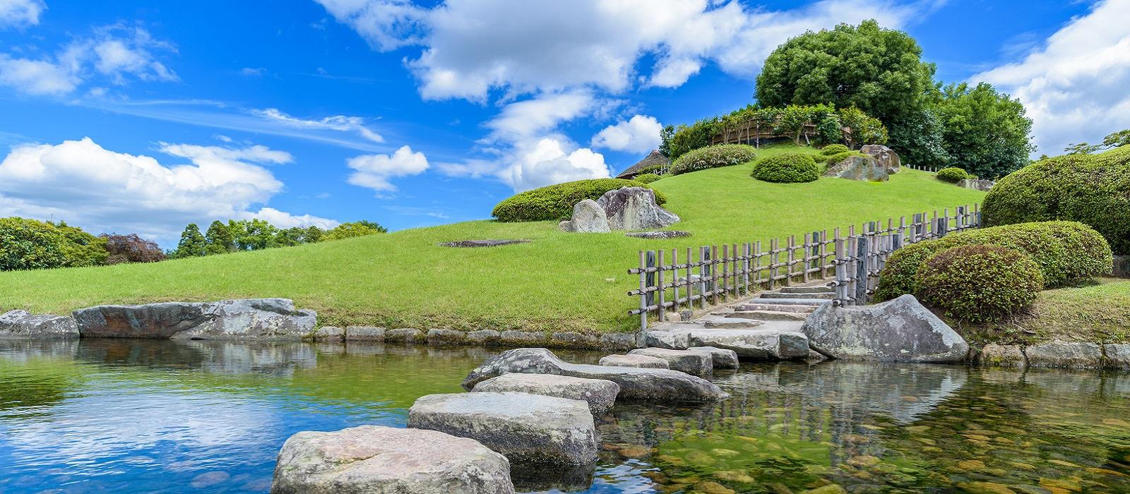 Reiseziel Okayama Japan