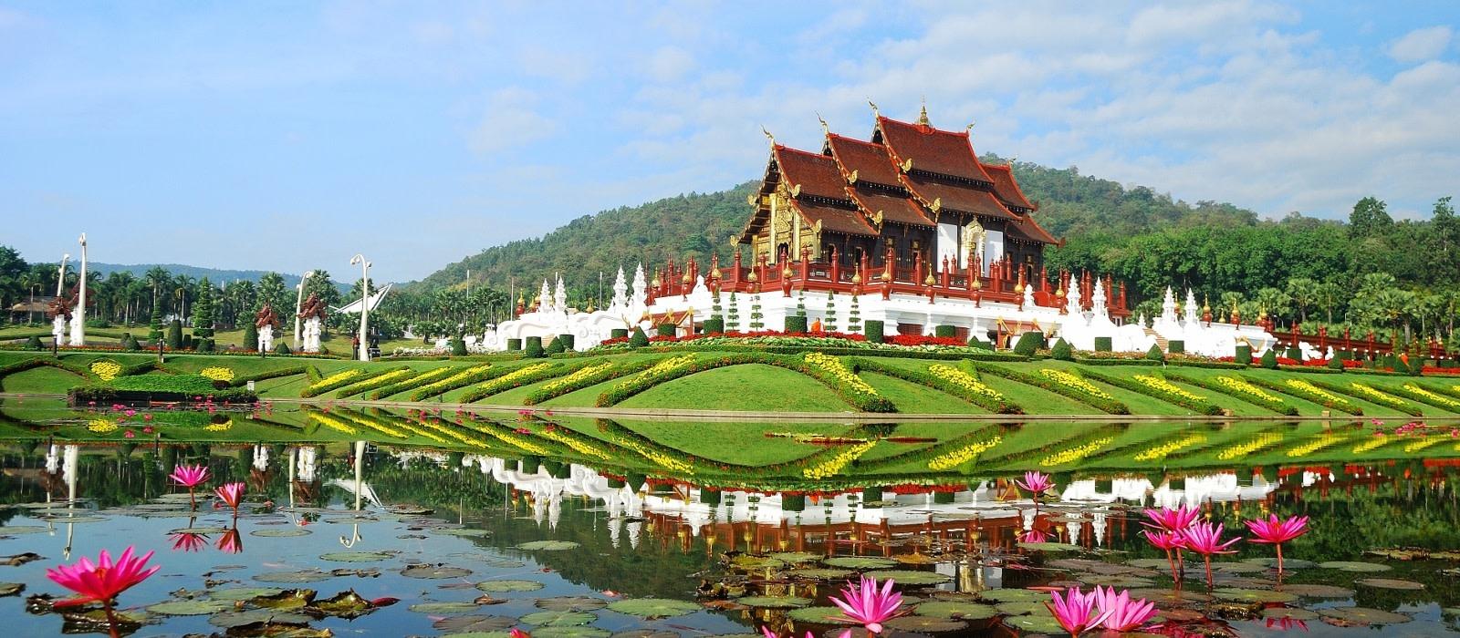 Reiseziel Chiang Mai Thailand
