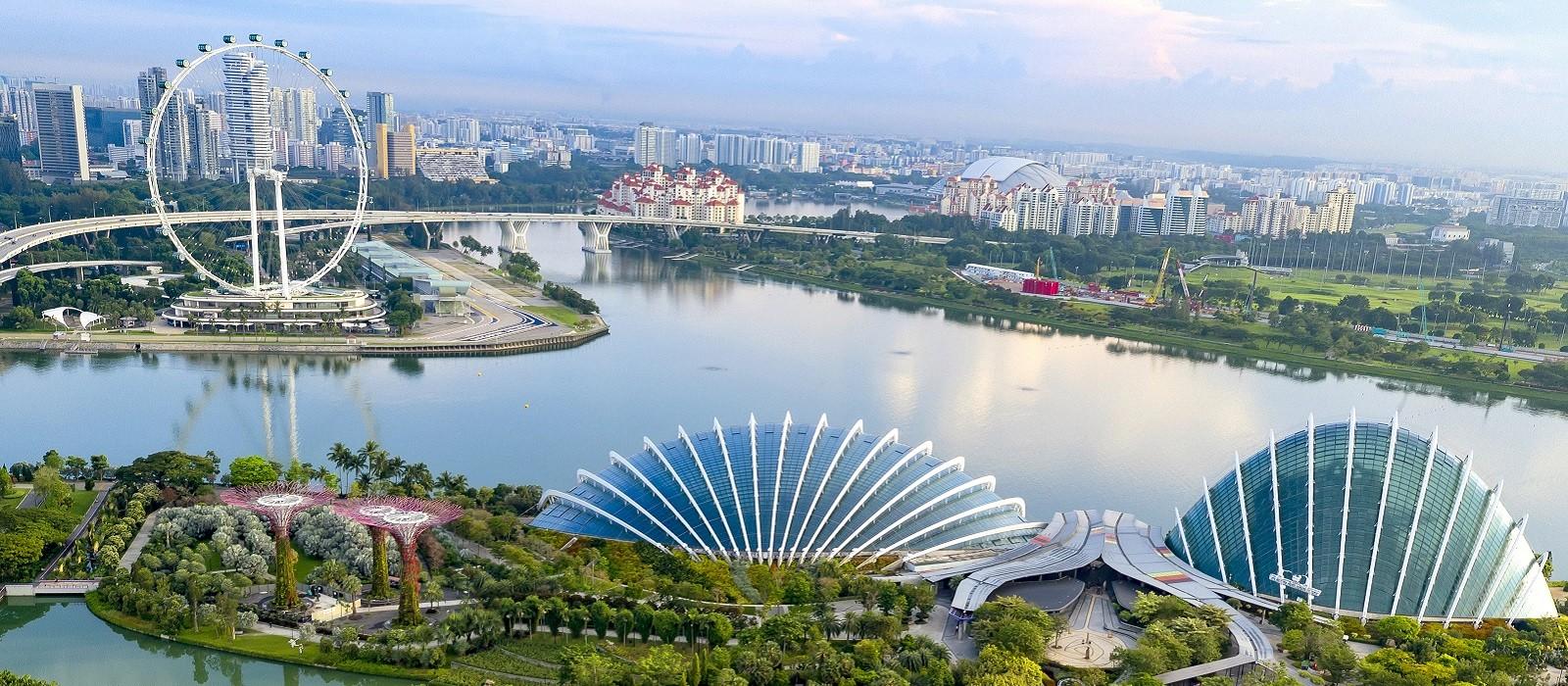 Destination Singapore City Singapore