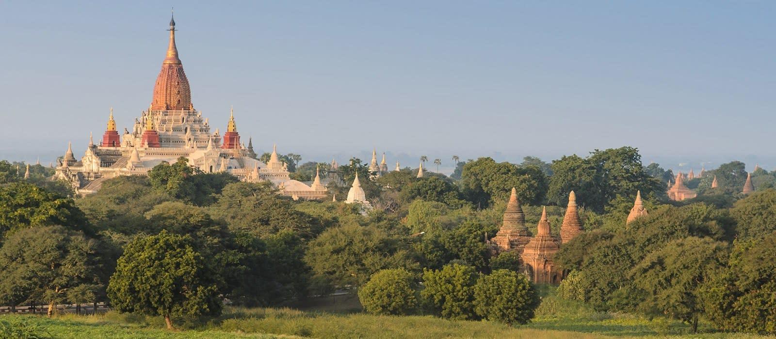 Reiseziel Bagan Myanmar