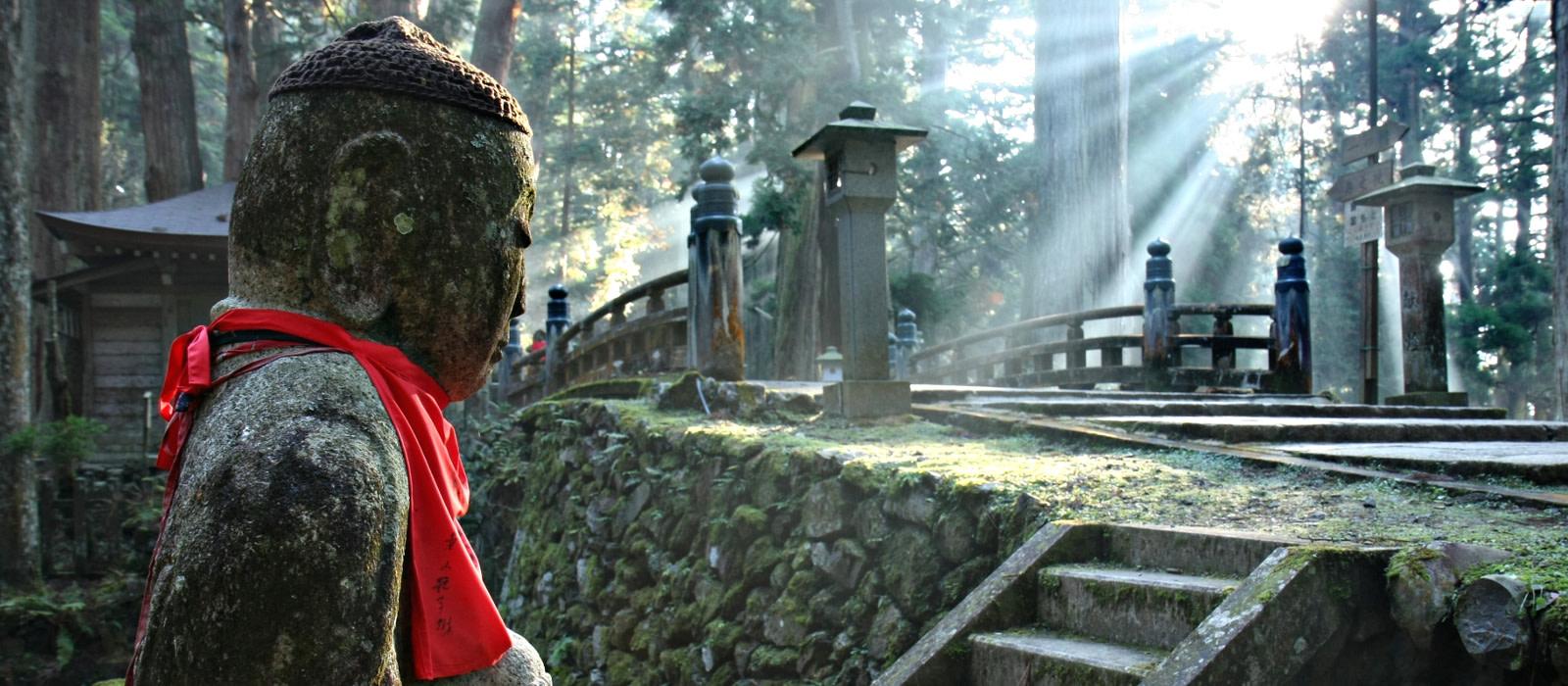 Reiseziel Koyasan Japan