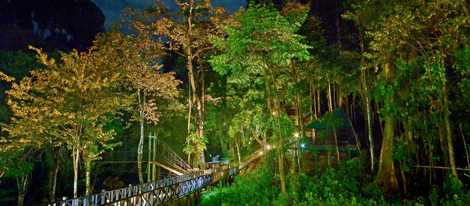 Reiseziel Tabin Wildlife Reserve Malaysia