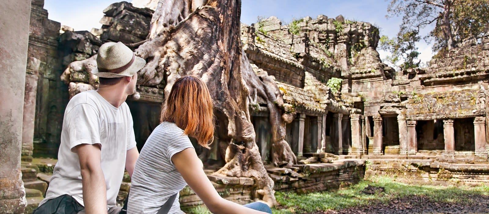 Reiseziel Kampong Thom Kambodscha