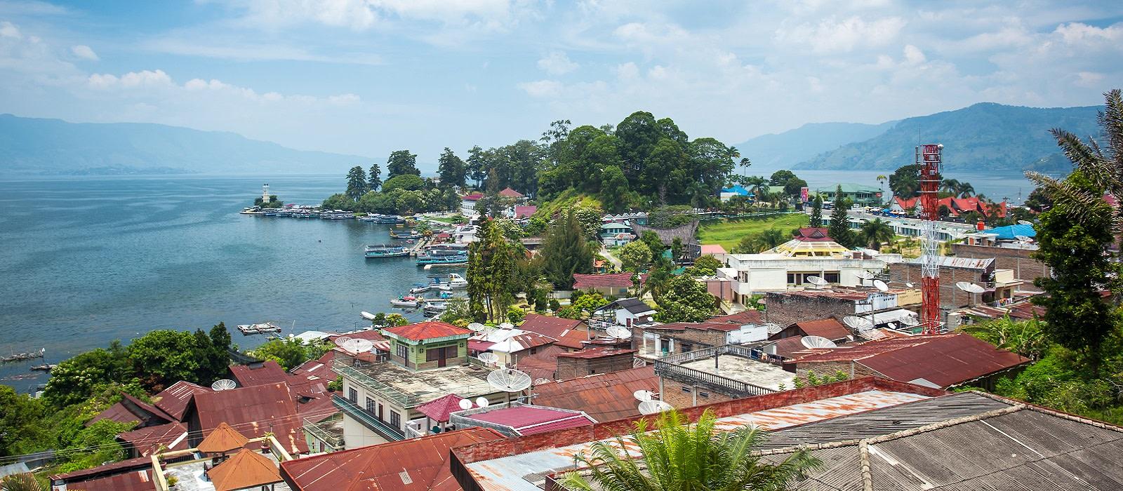 Reiseziel Sumatra, Parapat Indonesien