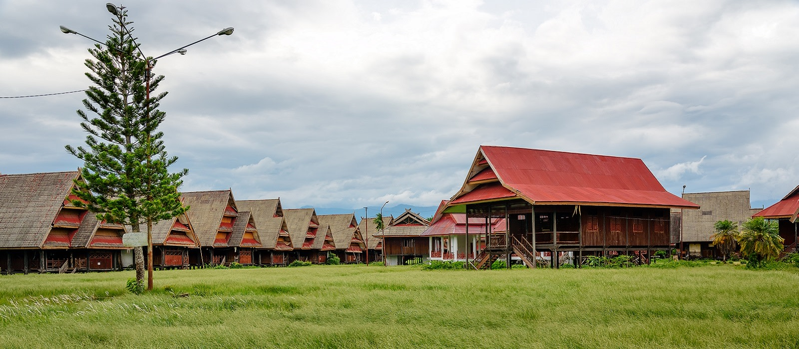 Reiseziel Sulawesi, Tentena Indonesien