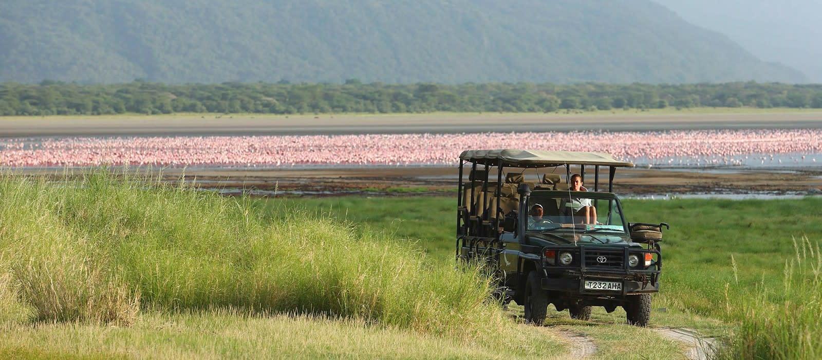 Destination Manyara and Ngorongoro Tanzania