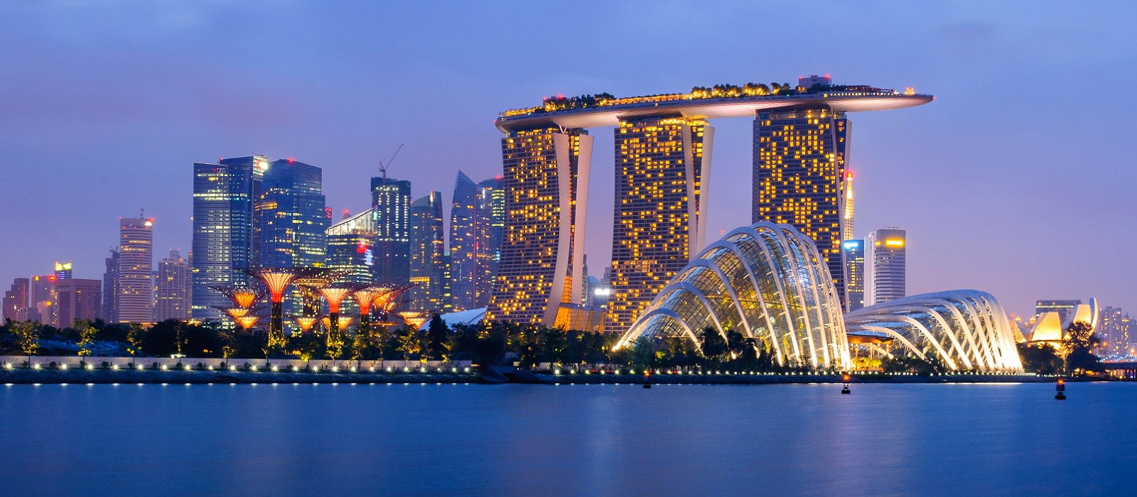 Destination Singapore City Singapore