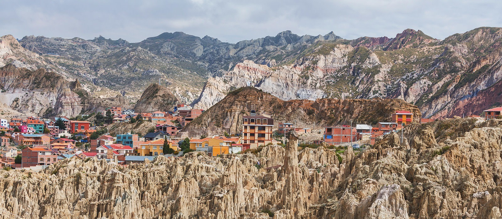 Reiseziel La Paz Bolivien