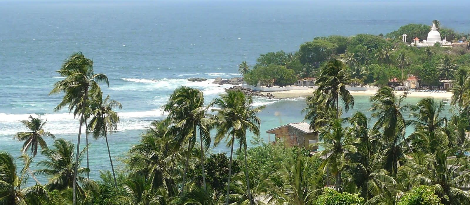 Reiseziel Galle Strandaufenthalt Sri Lanka