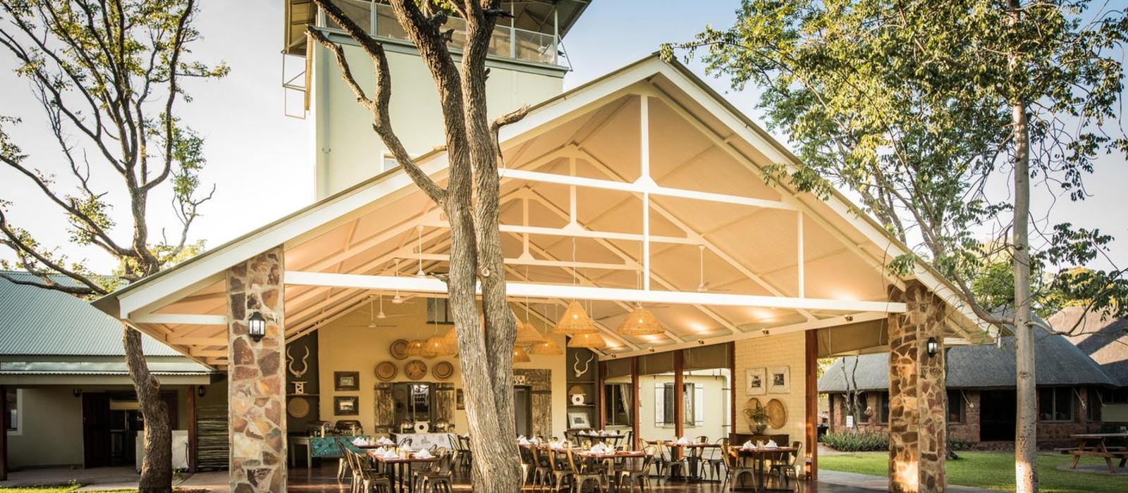 Hotel Robins Camp Zimbabwe