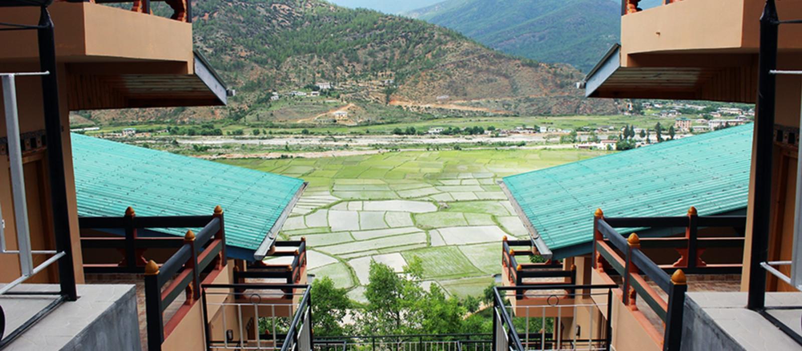 Hotel Bhutan Mandala Resort Bhutan
