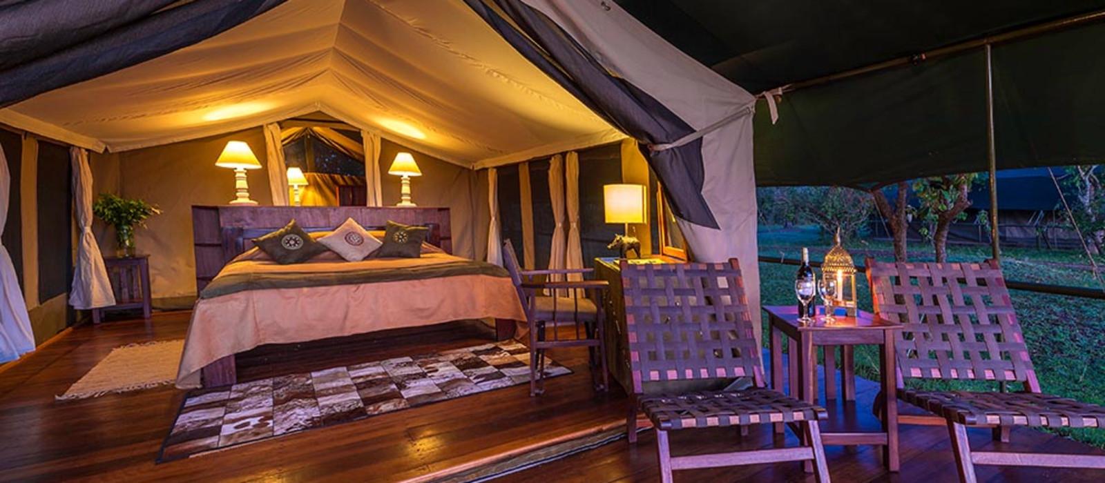 Hotel Little Governors Camp Kenya