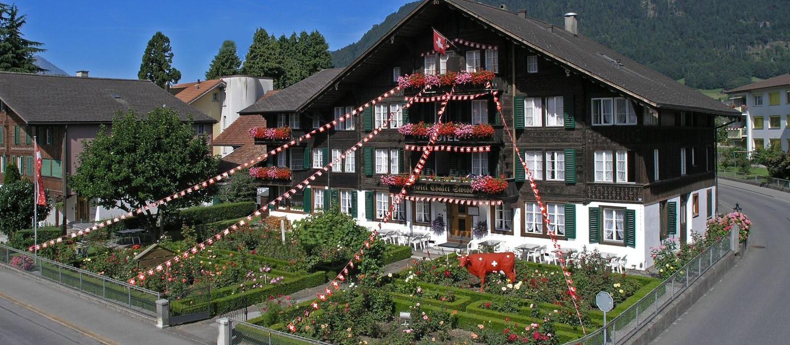 Hotel  Chalet Swiss %region%