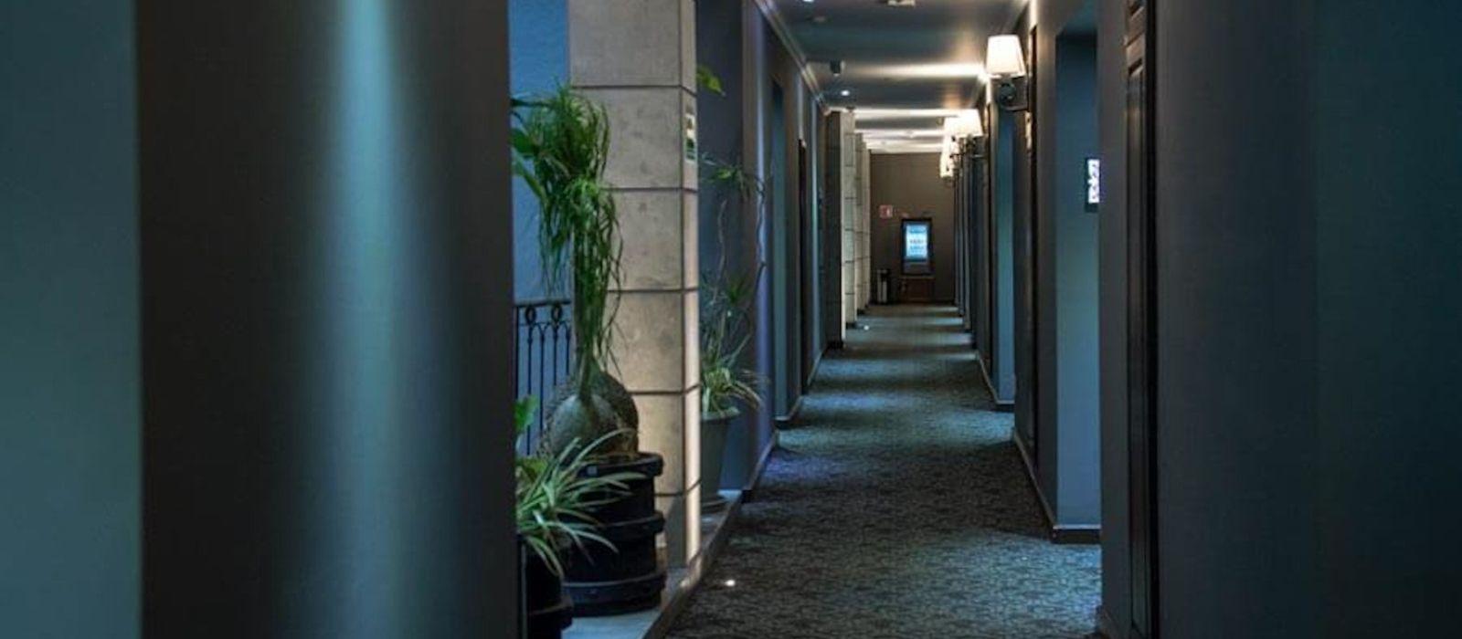 Hotel Zocalo Central Mexico City Mexiko