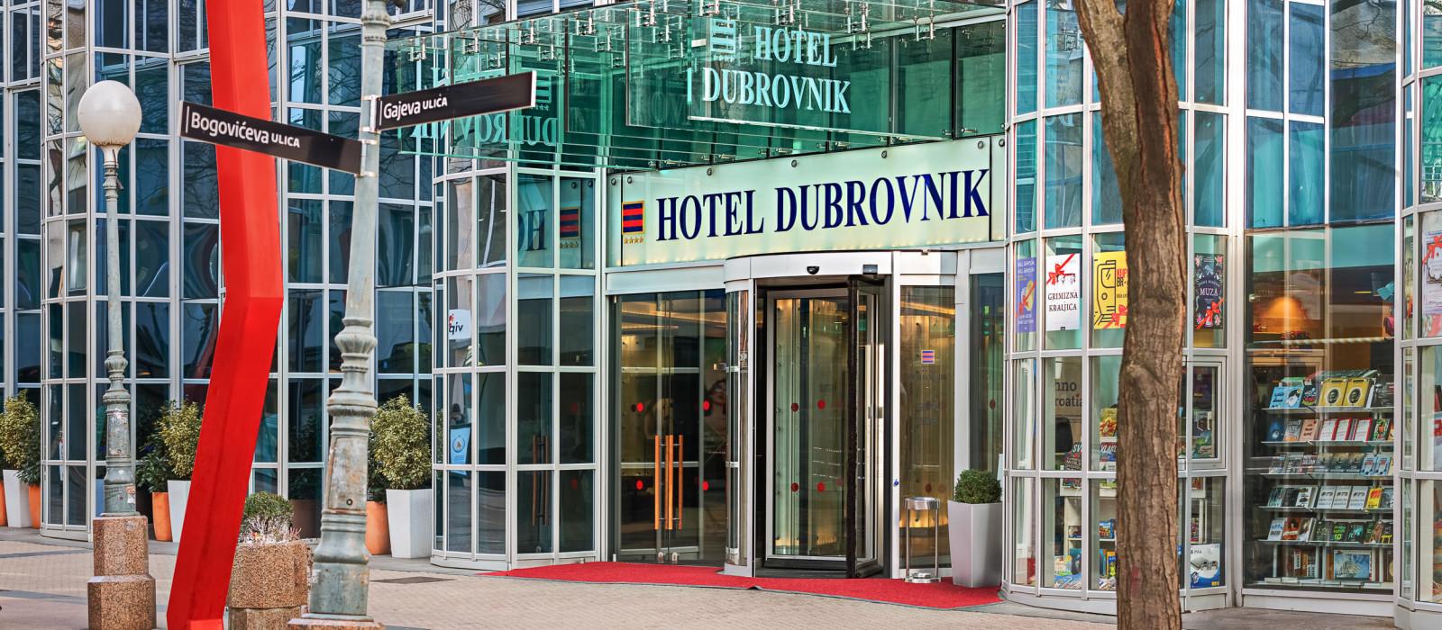 Hotel  Dubrovnik Kroatien & Slowenien