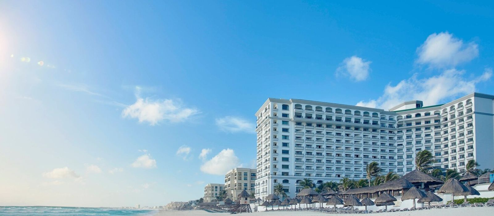 Hotel JW Marriott Cancun Resort & Spa Mexiko