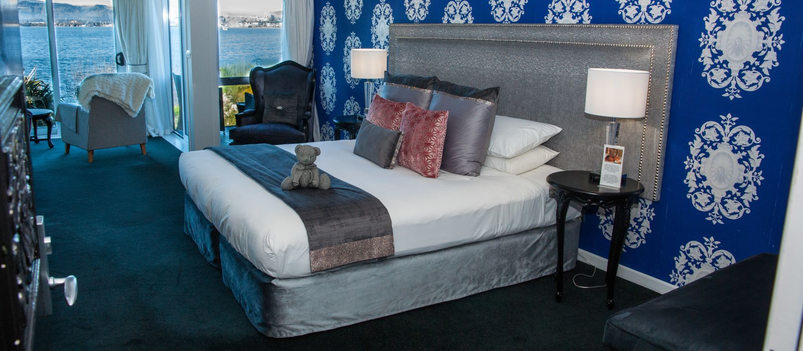 Hotel Black Swan Lakeside Boutique  Neuseeland