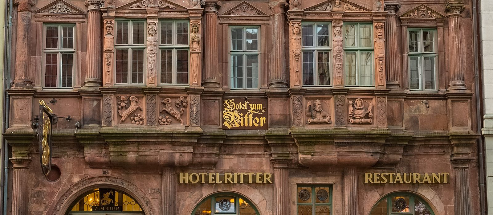 Hotel  Zum Ritter St. Georg Germany