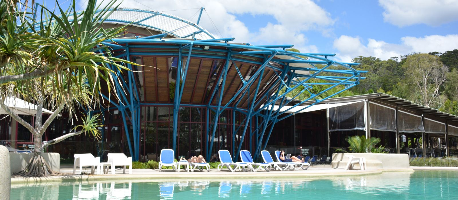 Hotel Kingfisher Bay Resort Australien