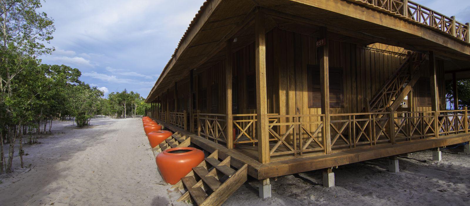 Hotel Sok San Beach Resort Kambodscha