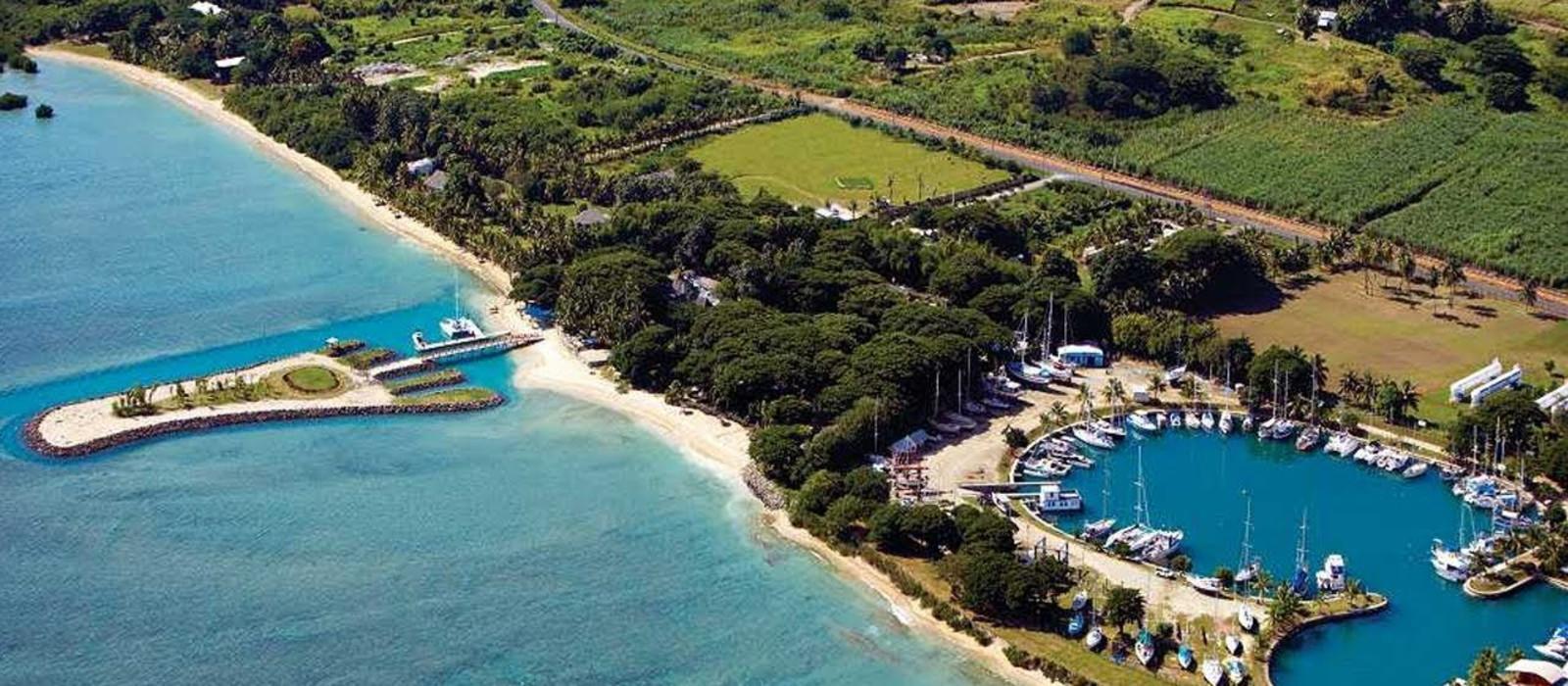 Hotel First Landing Beach Resort & Villas Fiji