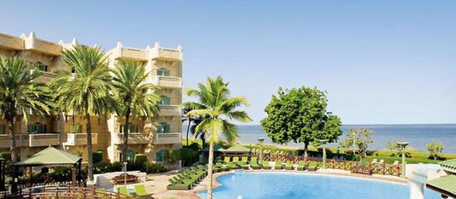 Hotel Grand Hyatt Muscat Oman