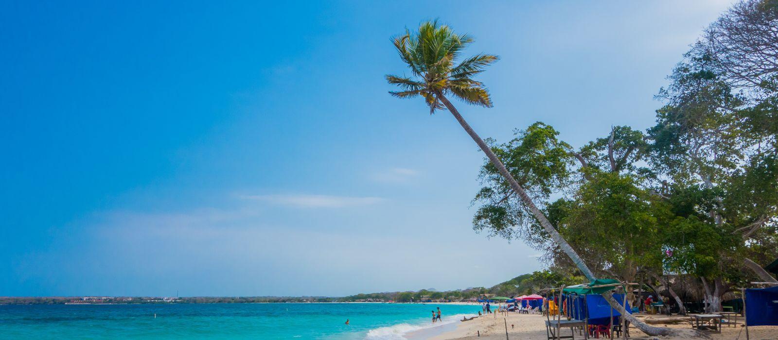 Reiseziel Isla Barú Kolumbien