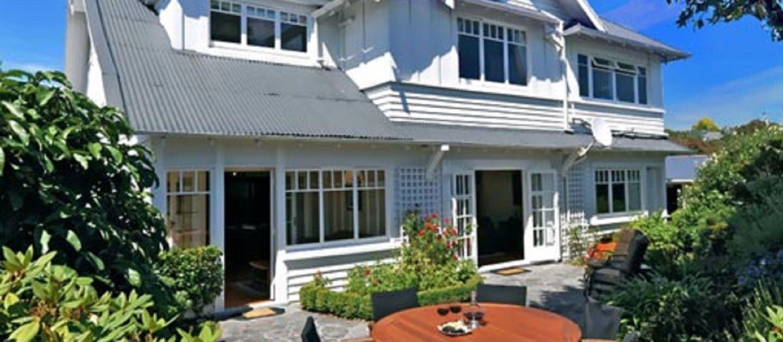 Hotel Kershaw House New Zealand