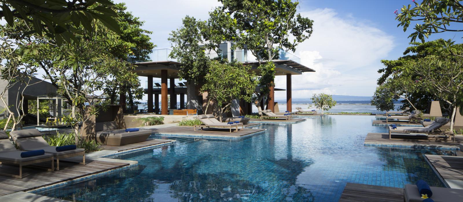 Hotel Maya Sanur Resort & Spa Indonesien