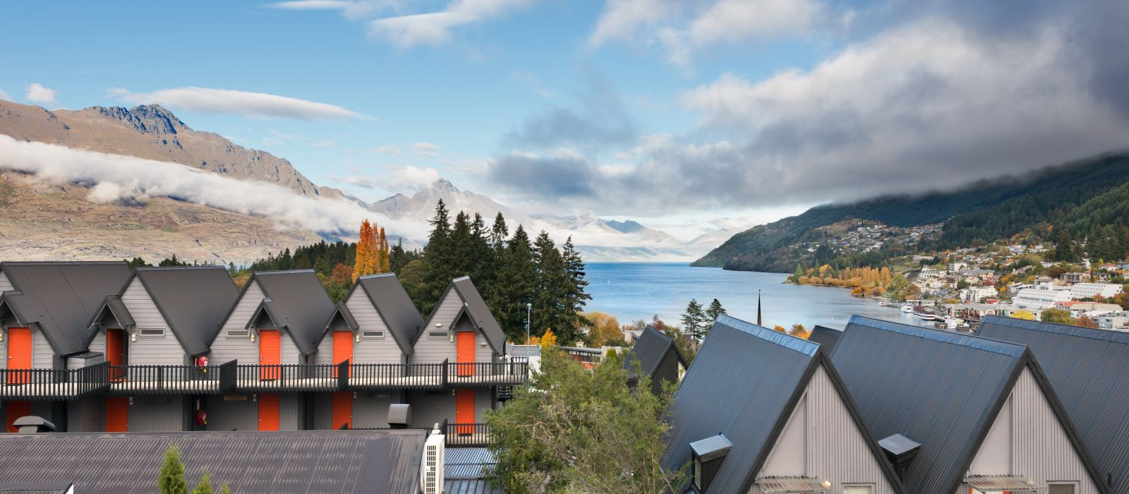 Hotel Heartland  Queenstown Neuseeland