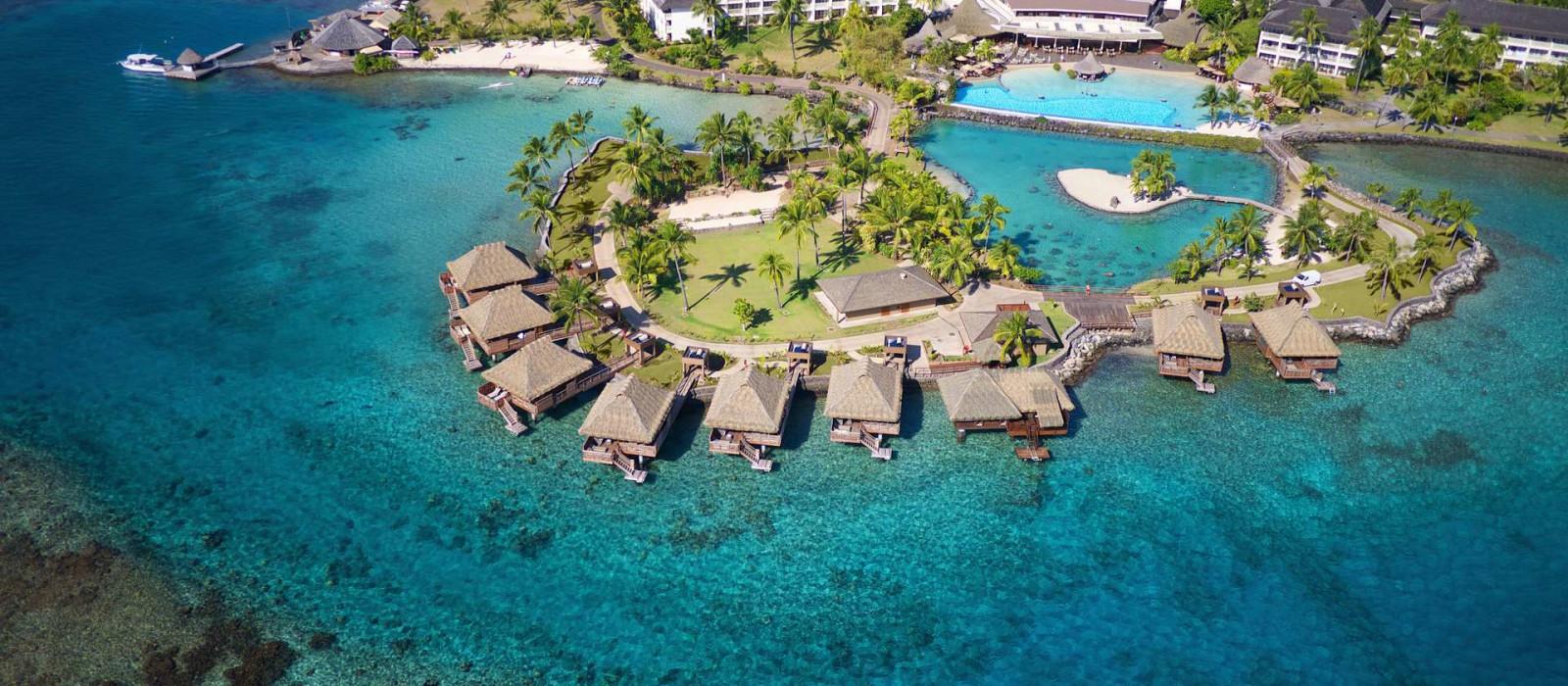 Hotel InterContinental Tahiti Resort & Spa French Polynesia