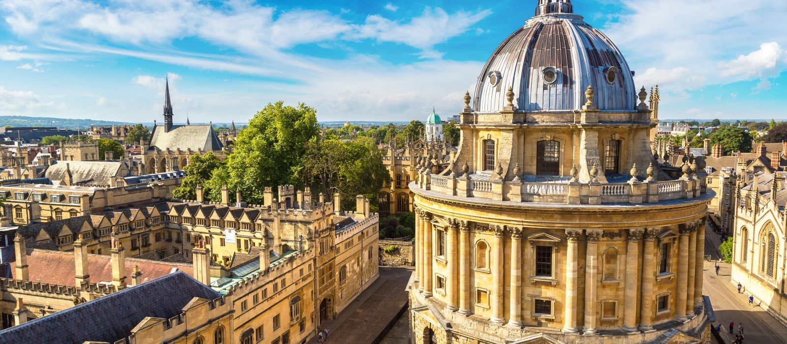 Destination Oxford UK & Ireland