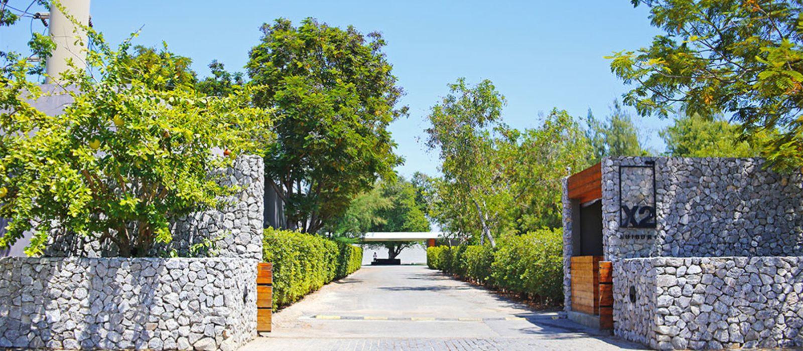 Hotel X2 Kui Buri Resort Thailand