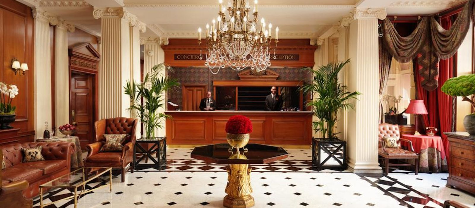 Hotel Chesterfield Mayfair UK & Ireland