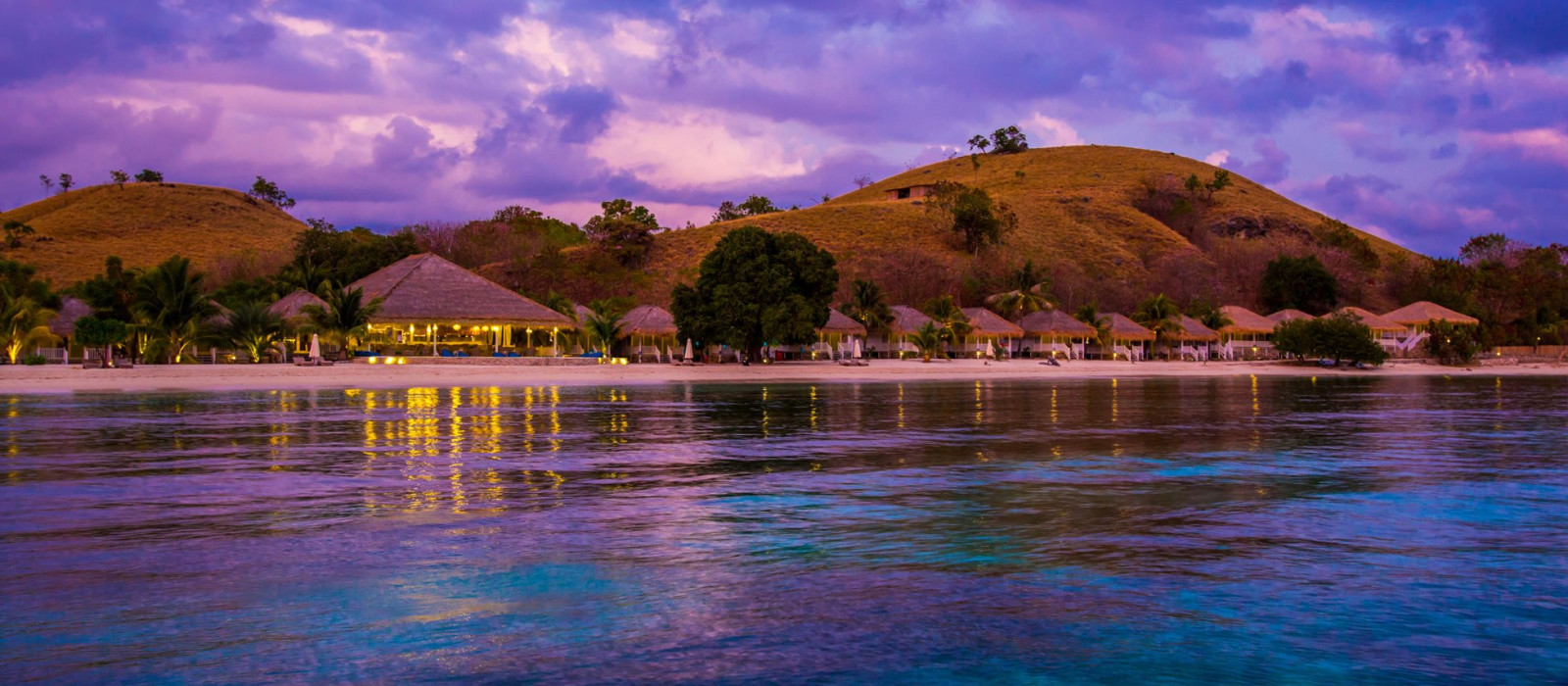 Hotel Sudamala Resorts, Seraya Indonesien